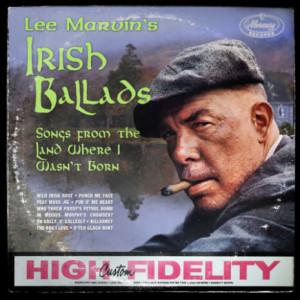 Marvin_IrishBallads