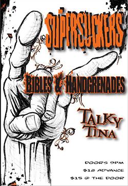 supersucker talky TIna1