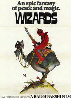 from http://en.wikipedia.org/wiki/Wizards_(film)