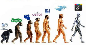 from http://www.dreamgrow.com/the-internet-evolution-in-social-networks/