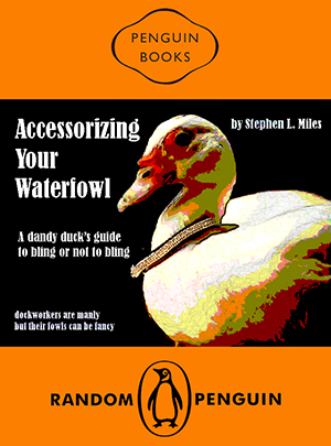 Accessorizing your waterfowl